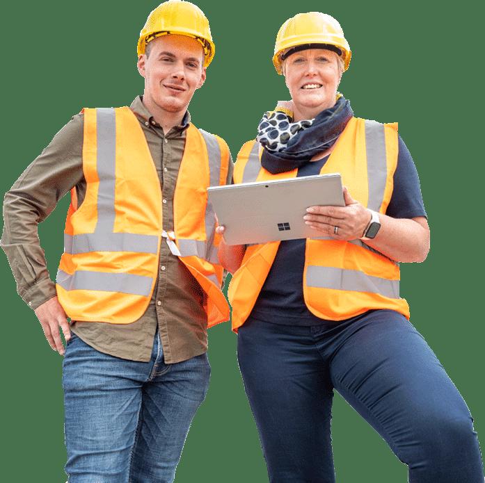 Mobile-Baustelle-zeiterfassung-matthaei